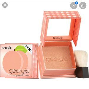 NWT Benefit Georgia Blush